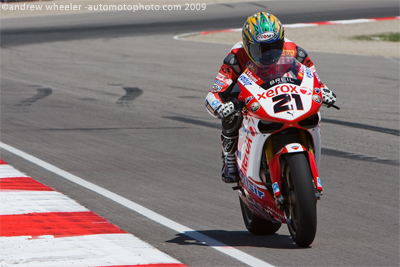 Tryoy Bayliss - Andrew Wheeler _ World Superbike - AutoMotoPhoto